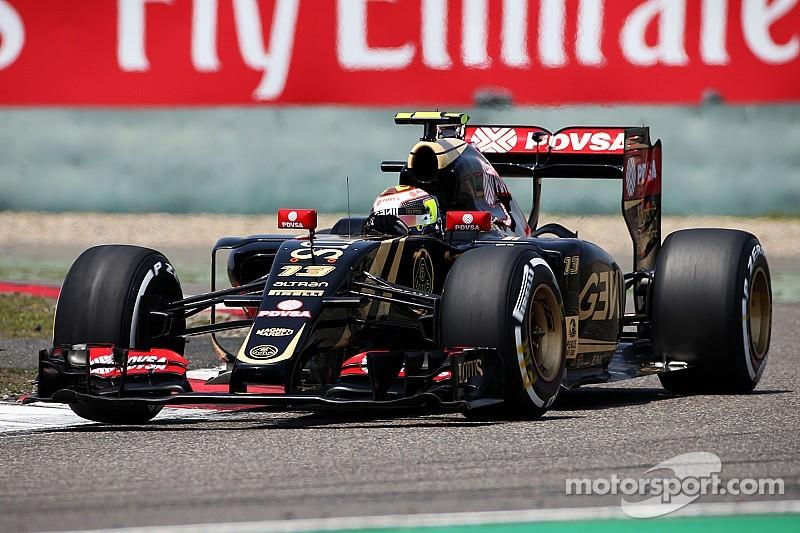 Maldonado déçu d'échouer aux portes de la Q3