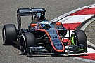 Alonso ve progresos en McLaren, a pesar de no pasar la Q1
