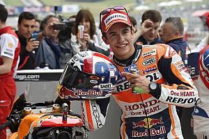 MotoGP Résumé de qualifications Marc Márquez serein après sa superbe pole position