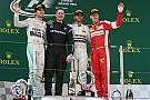 Льюис Хэмилтон выиграл Гран При Китая
