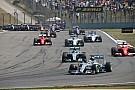 GP de Chine - Les meilleurs tours en course