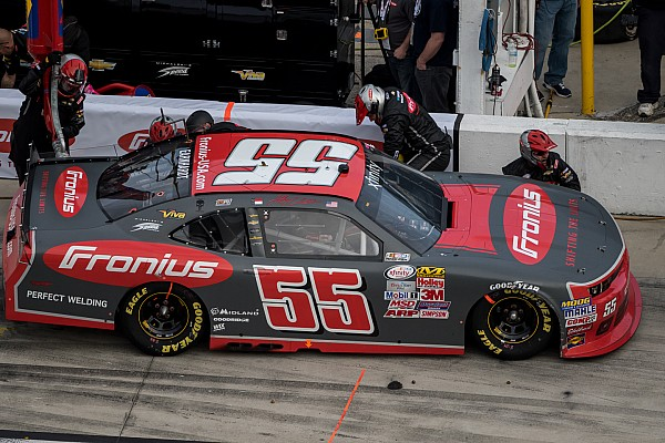 Jeffrey Earnhardt staying the course with Viva Motorsports