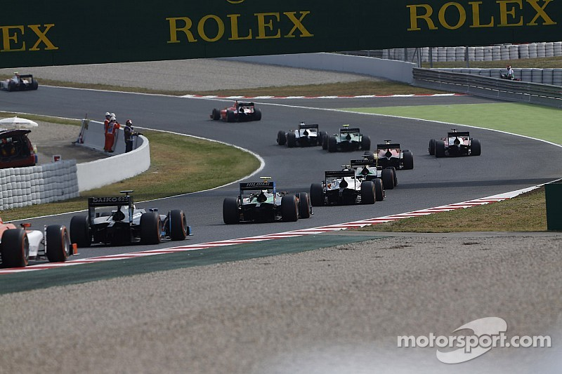 Una GP2 más cercana a F1