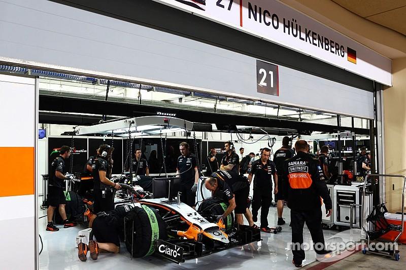 Hülkenberg réalise une prouesse avec la Force India