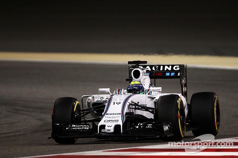 Massa admite la superioridad de Ferrari y Mercedes