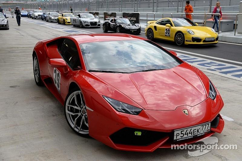 На Сочи Автодроме состоялось открытие сезона MaxPowerCars