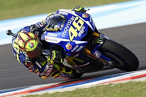 MotoGP Race report Rossi takes second victory of the year in thrilling Argentina MotoGP