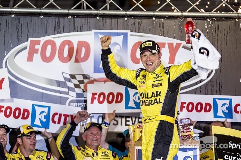 Matt Kenseth s'impose à Bristol en NASCAR