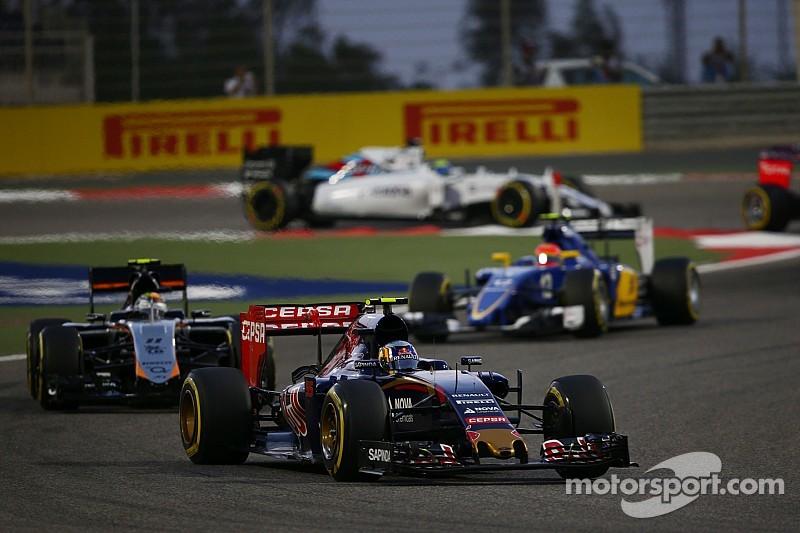 """Sainz - """"La chance est un facteur important en F1"""""""