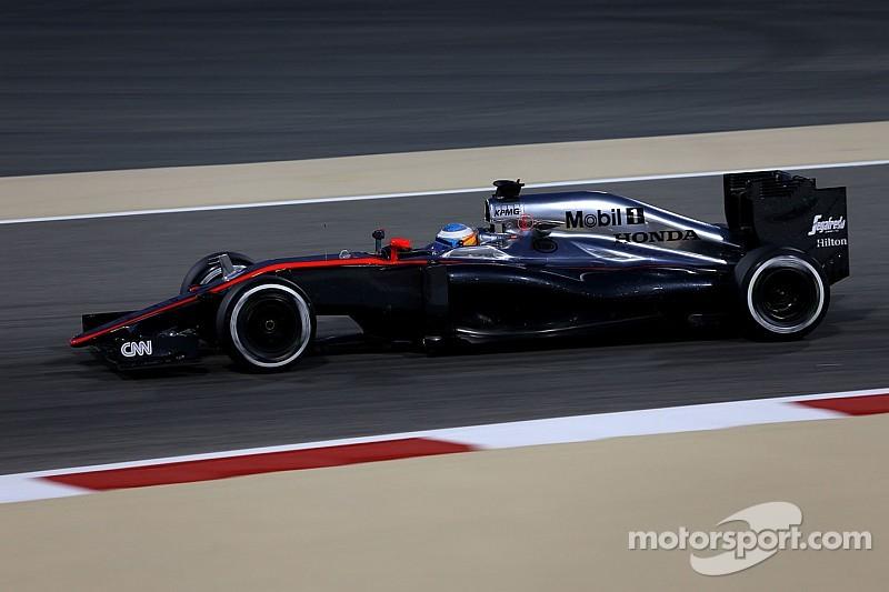 McLaren et Honda progressent dans leur relation