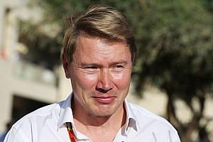 Formule 1 Contenu spécial Mika Häkkinen raconte l'avènement des circuits modernes