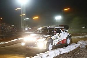 WRC Rapport d'étape Kris Meeke caracole en tête, Ogier renonce