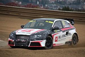 World Rallycross Résumé d'essais libres Ekström et Hanssen impressionnent d'entrée au Portugal