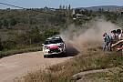 Meeke leader contesté de l'épreuve chez Citroën