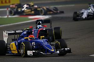 Formule 1 Actualités Sauber doit surveiller les rétros après un solide début de saison