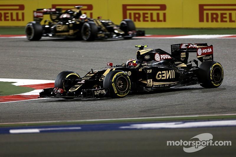 Lotus - L'avenir de la F1 dépend des grandes équipes
