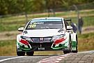 Honda a testé son évolution de la Civic Type-R