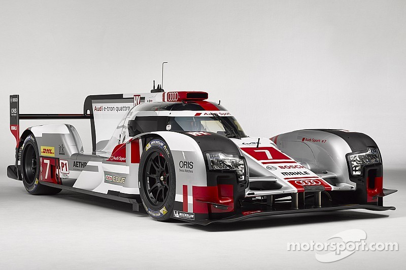 "Photos - La version ""Le Mans"" de l'Audi R18"
