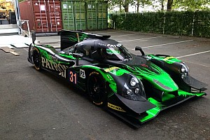 WEC Practice report Soggy start for Tequila Patron ESM team at Spa