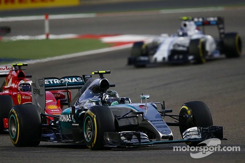 "Mercedes ""relaxed"" after 2014 domination - Villeneuve"