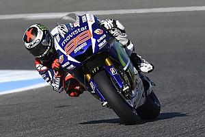 MotoGP Reporte de prácticas Lorenzo sigue adelante en Jerez