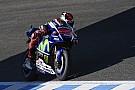 Lorenzo rompe el récord del circuito para sellar su pole en Jerez