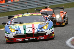 WEC Race report An extremely frustrating day for Ferrari at Spa-Francorchamps