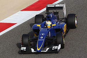 Formula 1 Preview The Sauber F1 team is travelling to Barcelona with a positive mindset and upgrades