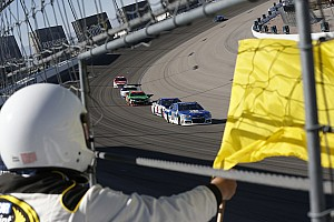 NASCAR Cup Breaking news Competitors question decision not to throw yellow flag, NASCAR responds