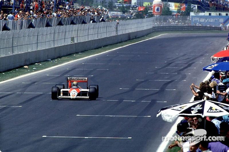 Vidéo - Nouveau teasing de McLaren avec Ayrton Senna