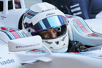 "Wolff feels ""very far away"" from F1 race drive"