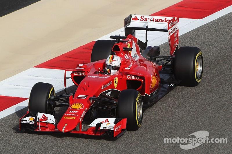 Vettel - La course au développement sera décisive