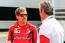 Vettel asegura que España será una medida para Ferrari