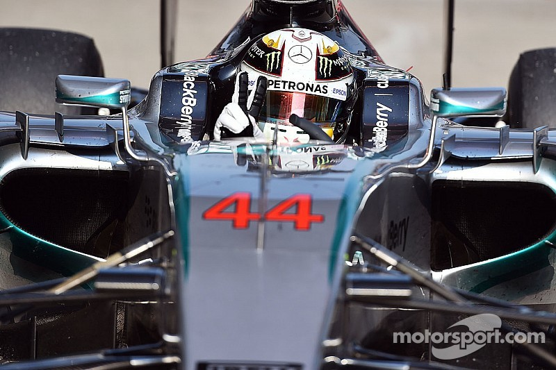 Spanish Grand Prix FP2 results: Hamilton back on top