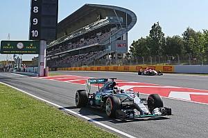 Формула 1 Интервью Хэмилтон: Сегодня мешал только ветер