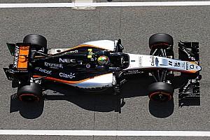 Формула 1 Новость Force India оштрафована на 1000 евро