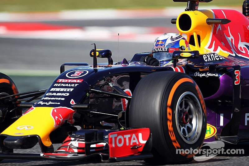 Ricciardo says lack of running was expected