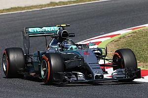Formule 1 Actualités Rosberg veut se concentrer sur la performance samedi