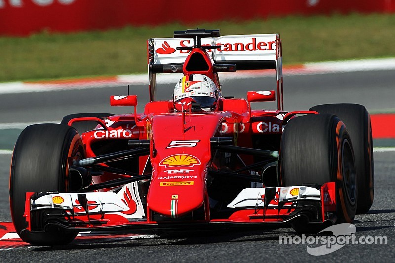 """Gap to Mercedes is """"bad news"""", says Vettel"""