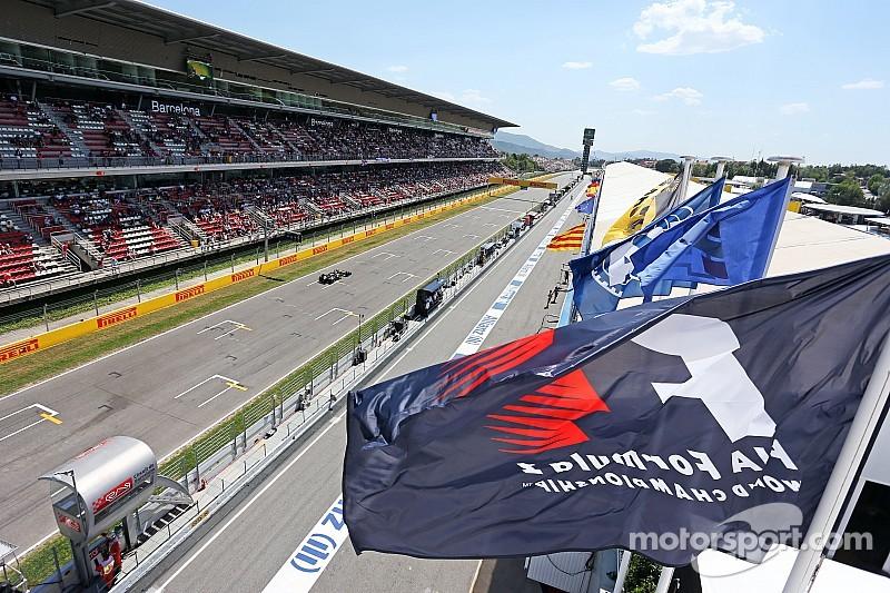 Barcelona extiende su vínculo con la F1 hasta 2019