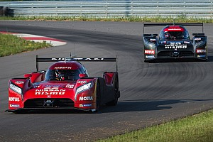 Le Mans Testing report Nissan Nismo completes three-day test in U.S.