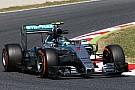 EL3 - Rosberg se place, Ferrari confirme