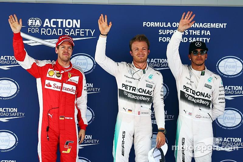 La pole llegaría tarde o temprano: Rosberg
