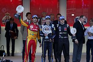 Fórmula E Crónica de Carrera Buemi es el primero en repetir en Mónaco