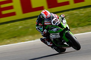 World Superbike Race report Rea wins shortened WorldSBK race 1 at Imola