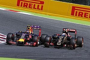 Formule 1 Actualités Course mouvementée mais points à l'arrivée pour Grosjean