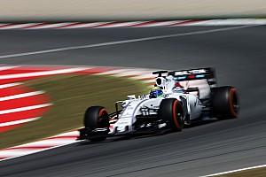 F1 Reporte de la carrera Massa está satisfecho con el ritmo de su Williams