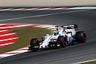 Massa está satisfecho con el ritmo de su Williams