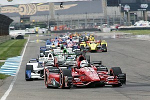 IndyCar Commentary Rahal Letterman Lanigan Racing shining as single-car operation