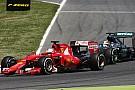 Tests F1 privés de Barcelone - Les Champions du Monde au repos